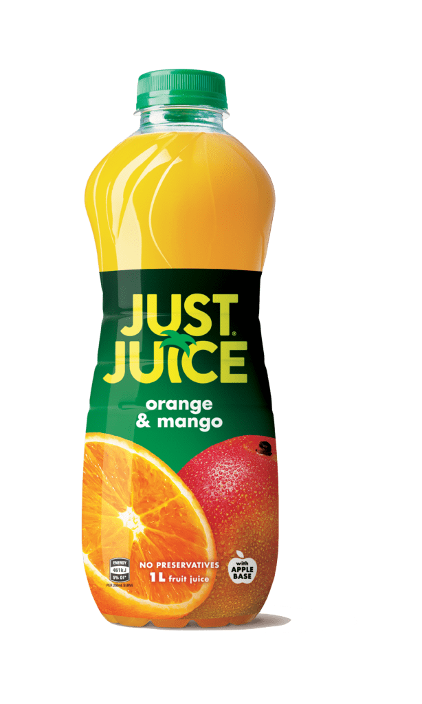 Just Juice Orange Mango 1Ltr