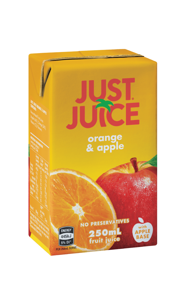 Just Juice Orange & Apple 250ml