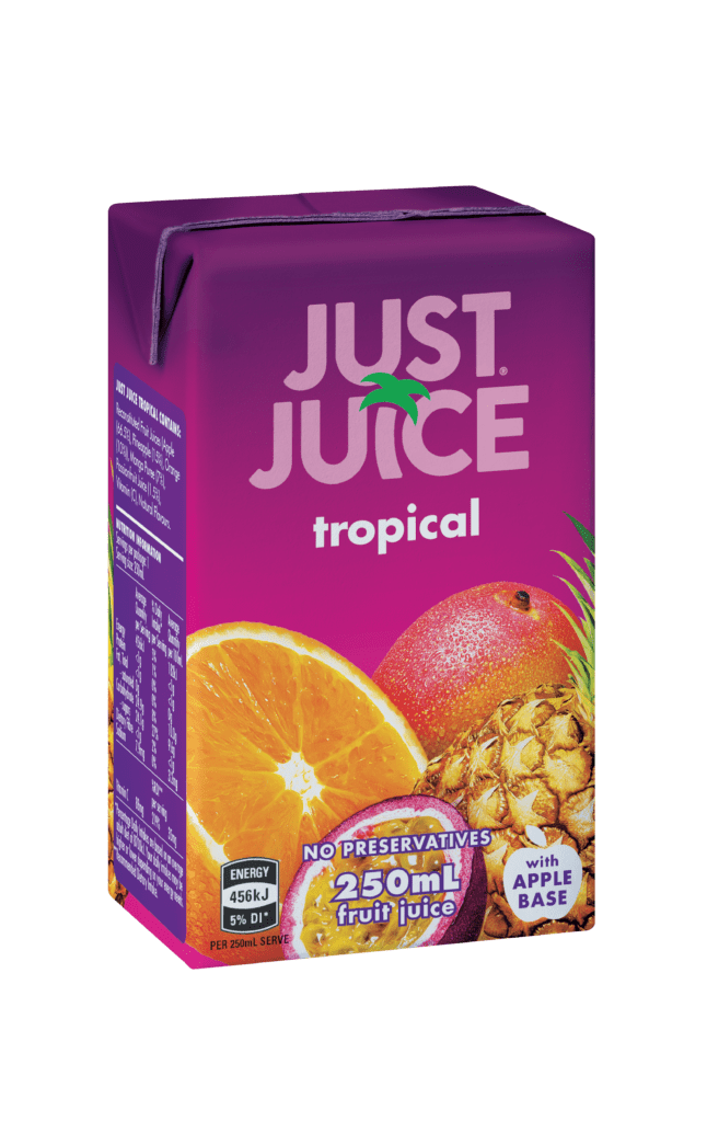 Just Juice Tropical 250ml