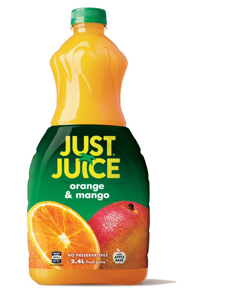 Just Juice Orange Mango - 2.4L