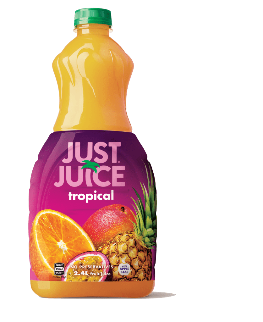 Just Juice Tropical - 2.4L