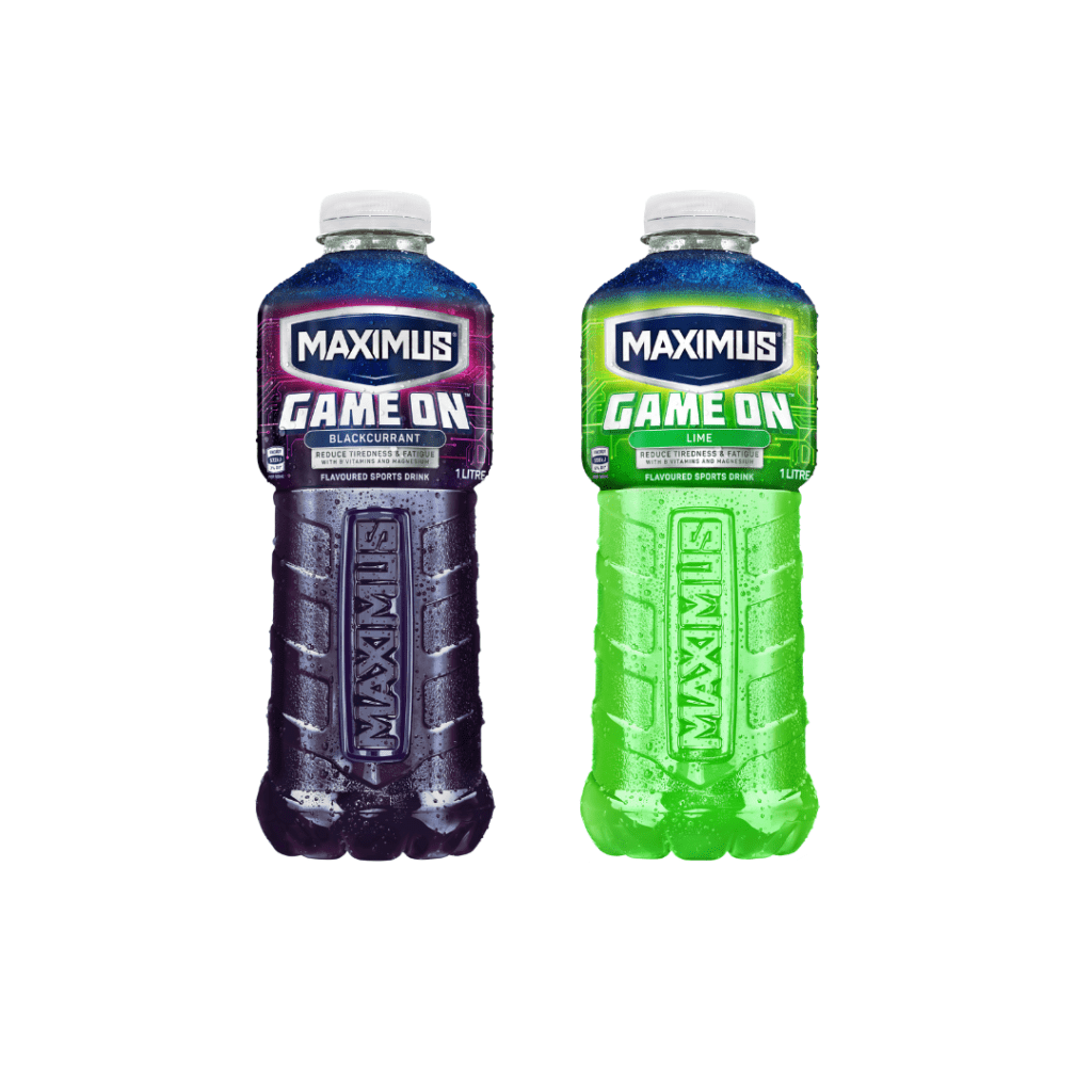 Maximus Game On Lime Blackcurrant
